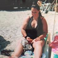 At 15 years old, already obese. ©Sarah Woodside