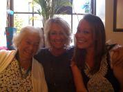 carrie, mum, granny